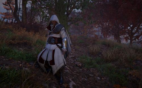Платные вещи в Assassin's Creed Valhalla научились получать задаром