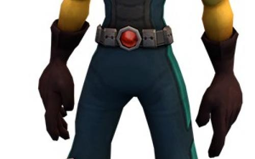 Женский персонаж в Ratchet & Clank Rift Apart может быть трансвеститом