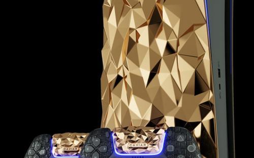 PS5 Golden Rock: в продажу поступит самая дорогая в мире игровая консоль