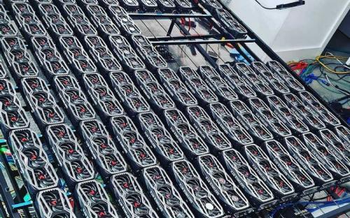 78 GeForce RTX 3080 могут принести прибыль в 9,5 миллионов рублей в год