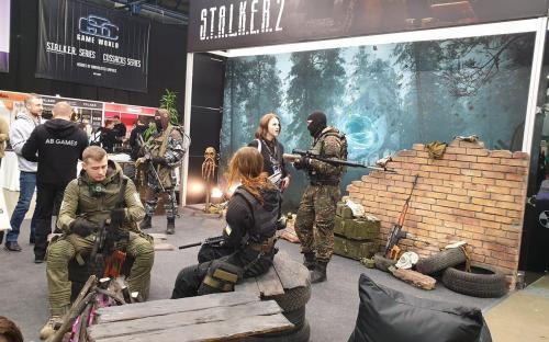 S.T.A.L.K.E.R 2 продолжают прятать. GSC Game World нечего показать