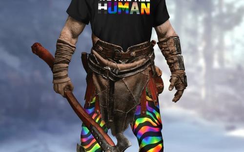 Кратос может быть гомосексуалистом