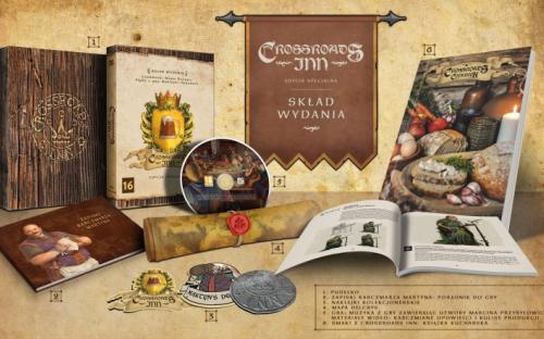 Crossroads Inn: симулятор средневековой таверны готовится к релизу