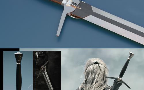 Люди высмеивают короткий меч сериального Геральта