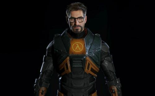 Геймеры обсуждают изображение Гордона Фримена из возможного ремейка Half-Life 2