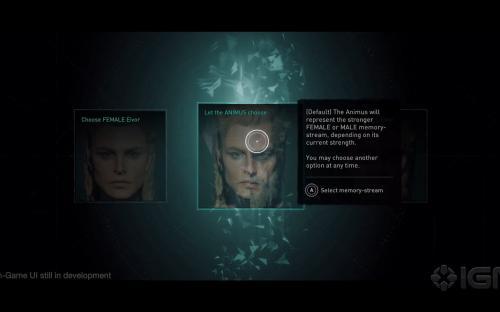 В Assassin's Creed Valhalla можно будет менять пол героя в любой момент