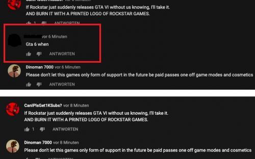 Rockstar блокирует упоминания о GTA 6 в YouTube. Разработчики что-то скрывают