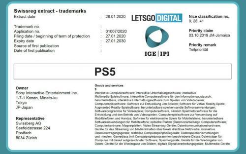 PlayStation 5 регистрируют в Европе