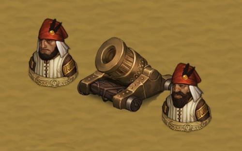 В Battle Brothers появится огнестрельное оружие