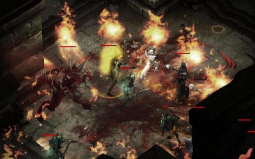 Blizzard делает Diablo 4 в стиле Dark Souls