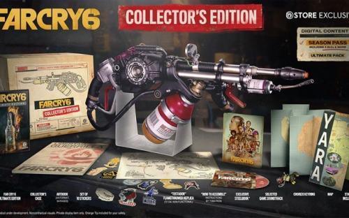 Far Cry 6 – сложные враги, революция и настоящий огнемёт для состоятельных парней