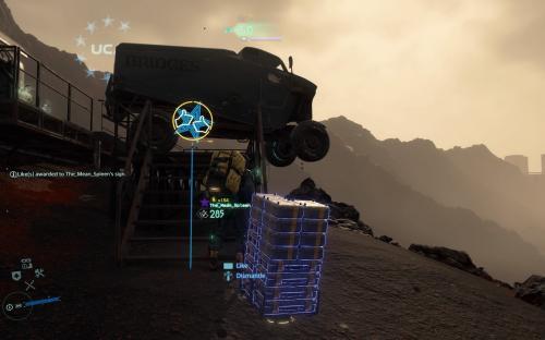 Игроки строят козни друг другу в Death Stranding. Кодзима вмешивается