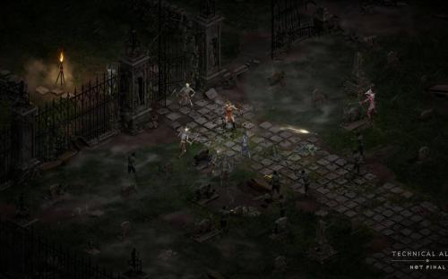 Diablo 2 Resurrected с новыми скриншотами. Игра выглядит великолепно