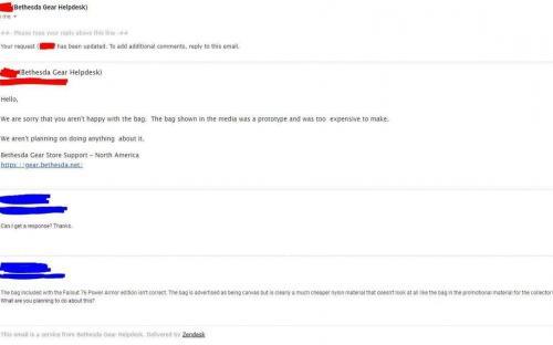 Bethesda врёт в рекламе Fallout 76 и торгует подделками