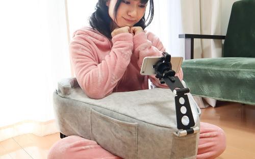 Подушка для мобильных геймеров. Сеть обсуждает новое японское изобретение