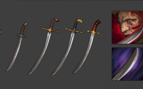 Создатели Battle Brothers рассказали о новом оружии