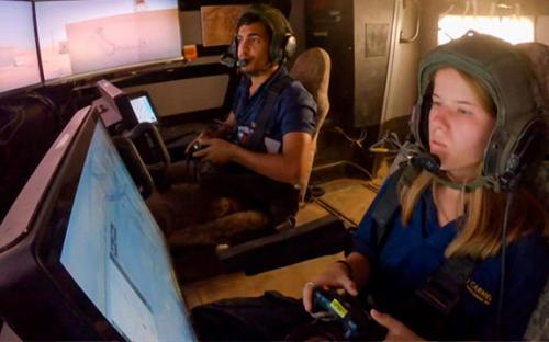 В Израиле появился танк с управлением Xbox-контроллером