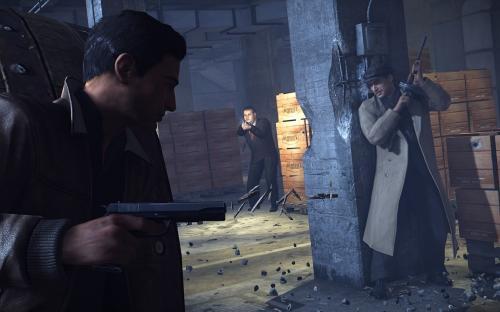 Mafia Трилогия официально! Ремастер Mafia 2 и ремейк Mafia утекли в Сеть