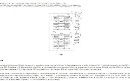 Контроллер PS 5 может иметь беспроводную зарядку