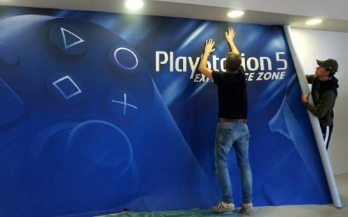 В Нидерландах готовятся к PS5 Experience Zone