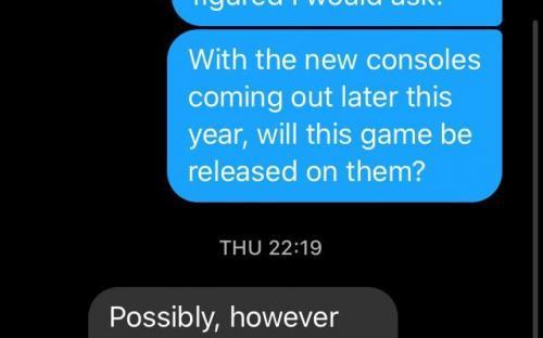 Cyberpunk 2077 может выйти и на новых консолях