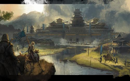 Assassin's Creed в Китае? Найдено интересное доказательство