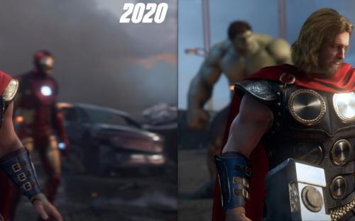 Создатели Marvel's Avengers переделали ещё одного героя