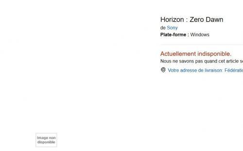 ПК-версия Horizon Zero Dawn уже засветилась в Сети. Ждём анонса