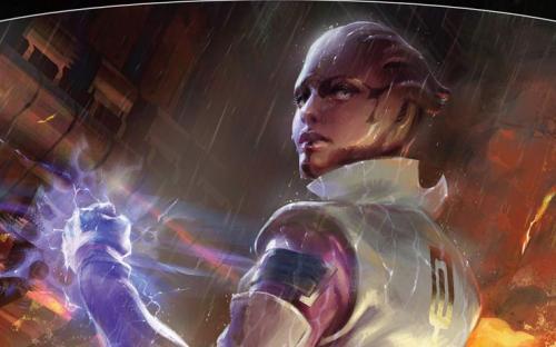 Mass Effect Trilogy в следующем году. Появилось первое доказательство