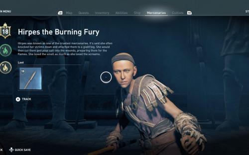 В Assassin's Creed Odyssey за вами будет охотиться Герпес