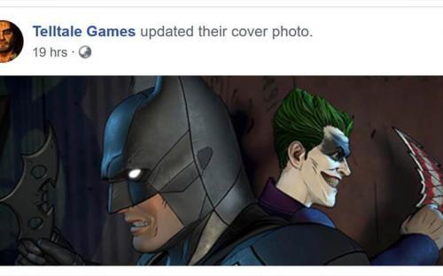Возможно, Telltale Games намекает на нового Бэтмена