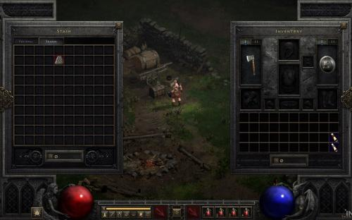 Лица героев в Diablo II: Resurrected могут переделать