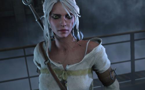 В ремейке Resident Evil 2 можно сыграть за Цири