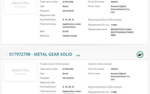 Слух: Metal Gear готовят для перезагрузки
