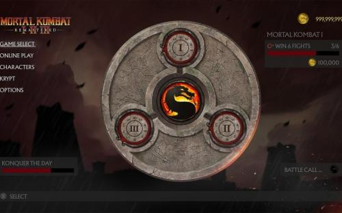 Грядёт выход Mortal Kombat Kollection Online