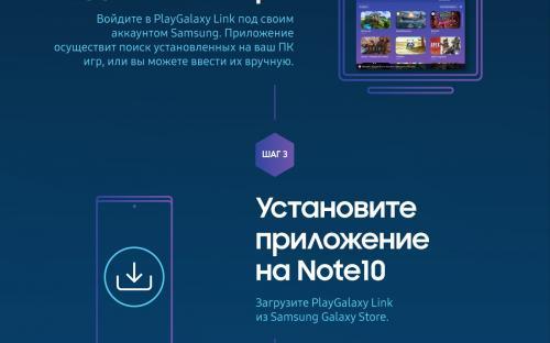 Samsung запускает в России игровой потоковый сервис