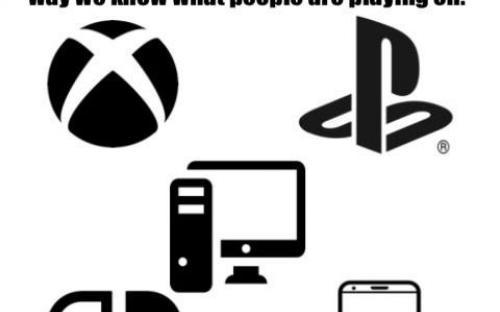 Геймеры обсуждают добавление особого логотипа на игры с кроссплатформой