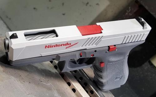 Преступник ограбил банк с помощью Nintendo