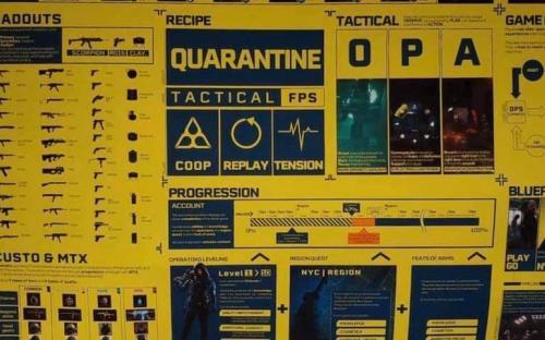 Rainbow Six: Quarantine с новыми подробностями