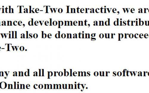Продавец читов закрылся после спора с Take-Two и пообещал платить