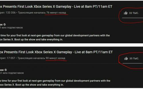 Новый трейлер Assassin's Creed Вальгалла и геймплей Xbox Series X задислайкали