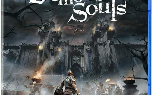 Amazon публикует новые скриншоты Demon's Souls