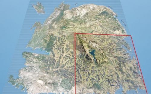 В SCUM могут увеличить карту в разы