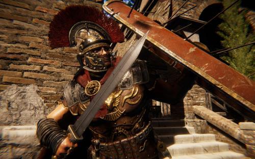 Roman Legionary – сюжетный экшен про Древний Рим обрёл сроки релиза