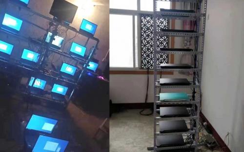 Китайцы скупают ноутбуки с RTX 3000 ради майнинга