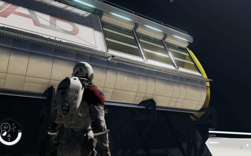 В Сеть слили возможные скриншоты Starfield