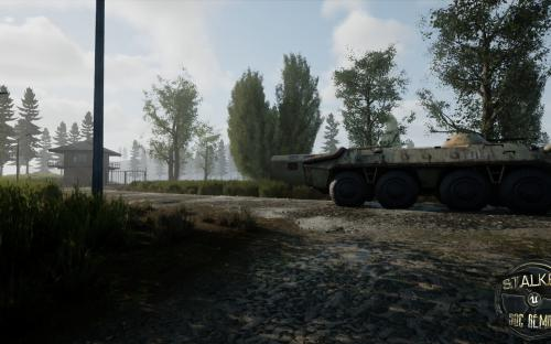 Представлены скриншоты ремейка S.T.A.L.K.E.R