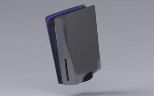 Синяя, серая, красная и чёрная. Sony представила сменные панели для PlayStation 5